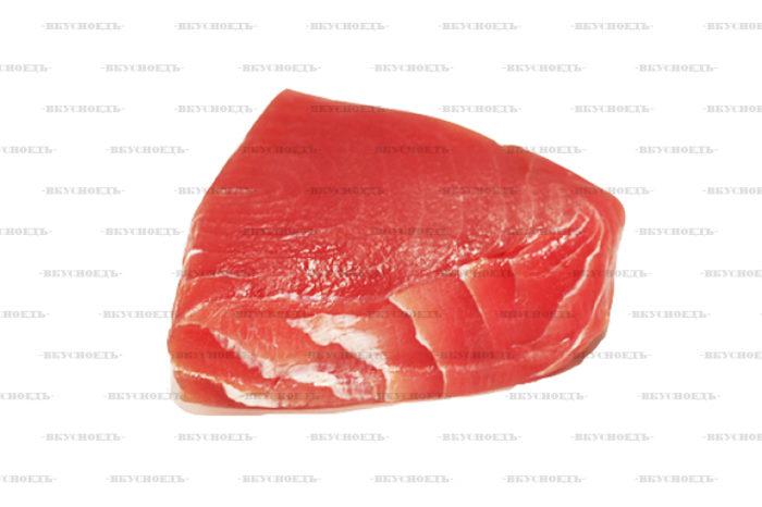 Стейк тунца