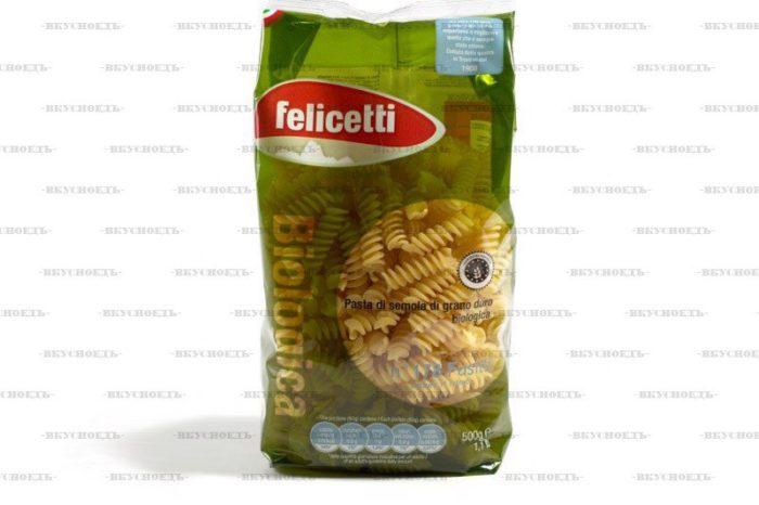 Фузилли №178 BIO Felicetti