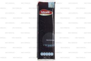 Макароны № 046 Спагетти с чернилами каракатицы